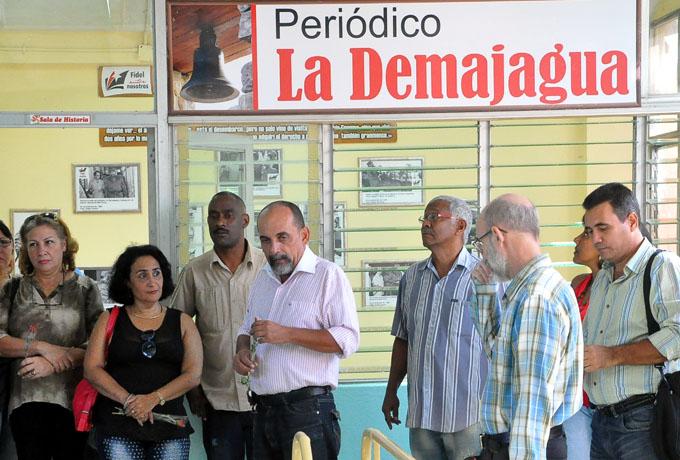 Realizan reunión de directores de Medios de Prensa orientales (+ fotos)