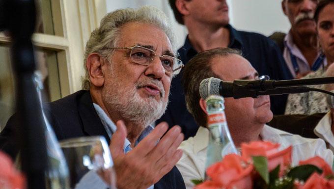 Plácido Domingo: quiero volver a cantar para el público cubano (+ video)
