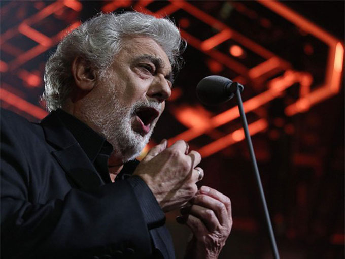 Tenor español Plácido Domingo ya está en  Cuba