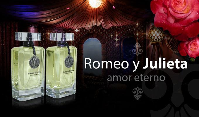 Perfumes cubanos Romeo y Julieta atraen interés internacional
