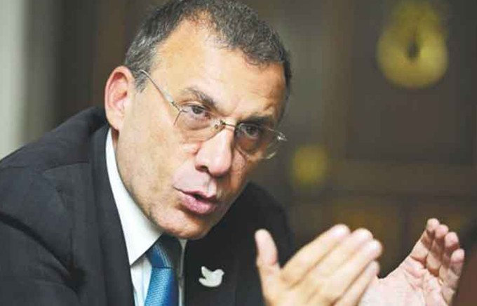 Roy Barreras, vocero del Gobierno colombiano