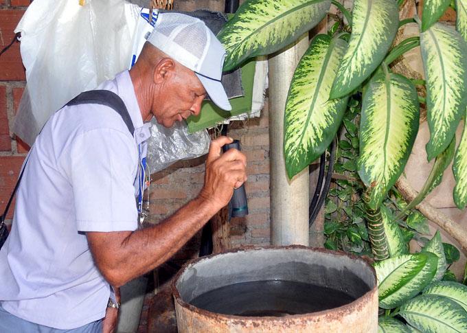 Sesionará en Cuba Simposio sobre Monitoreo y Control de Vectores