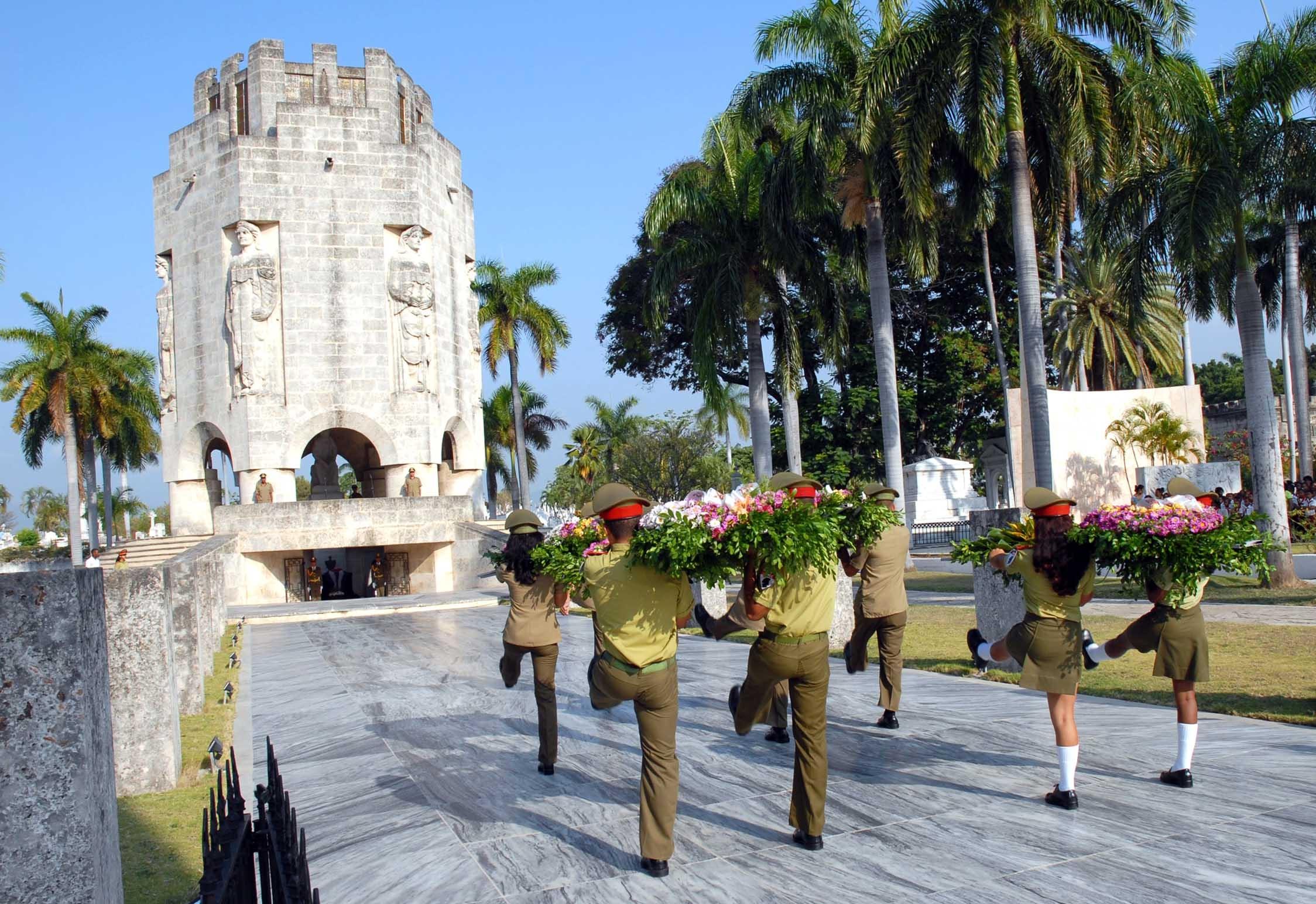 Nota de prensa de la comisión organizadora sobre las honras fúnebres del Comandante en Jefe Fidel Castro Ruz
