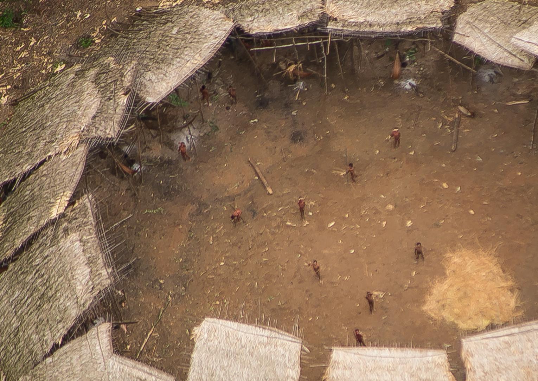 Tribu amazónica 1