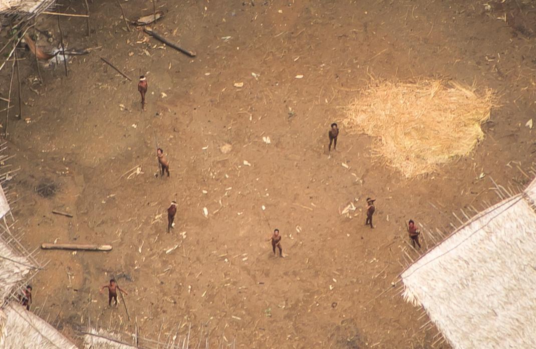 Tribu amazónica 3