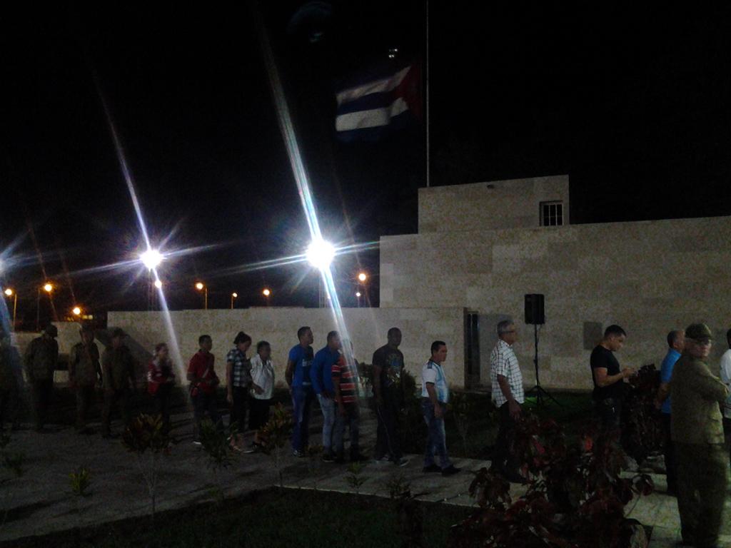 Tributo a Fidel, Bayamo 9
