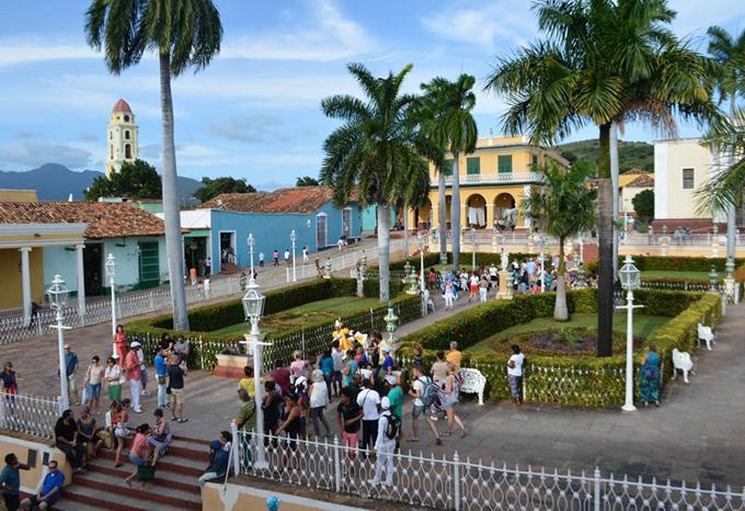 Incentivan el turismo internacional en ciudades coloniales cubanas