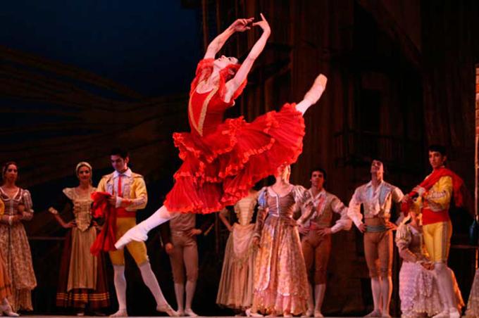 Viengsay Valdés: Expandir el ballet en Cuba, un empeño de Fidel
