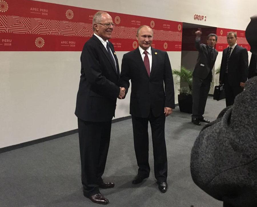 Perú acoge a los líderes más influyentes del mundo