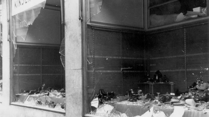 La Noche de los Cristales Rotos, una atroz arremetida contra los judíos en la Alemania nazi (+ fotos)
