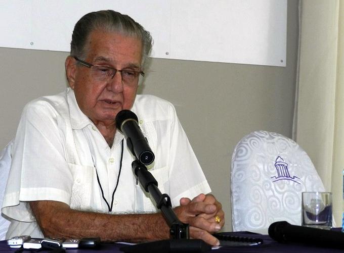 Álvarez Cambras: Nadie como Fidel, ni lo hubo, ni lo habrá