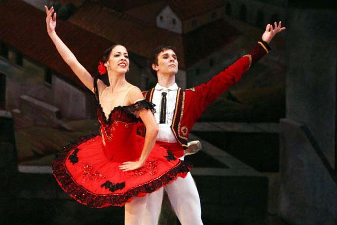 Regresa Don Quijote a los escenarios del Festival de Ballet