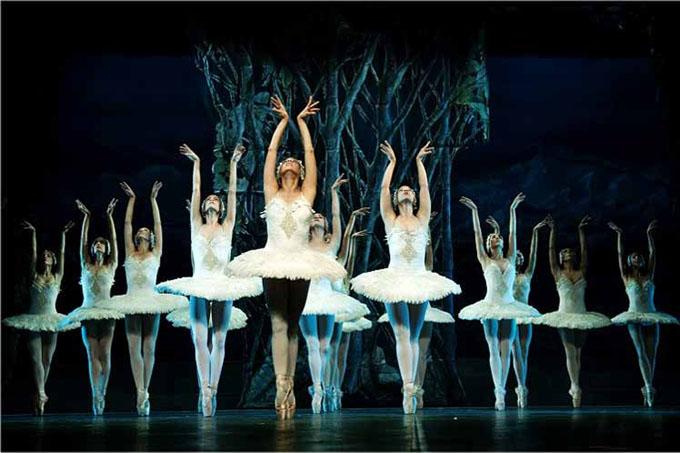 Concluyen hoy en La  Habana los días del Festival de Ballet