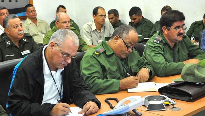 Inicia ejercicio estratégico Bastión 2016 en Granma