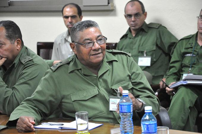Reconocen  organización del Ejercicio estratégico Bastión 2016 en Granma