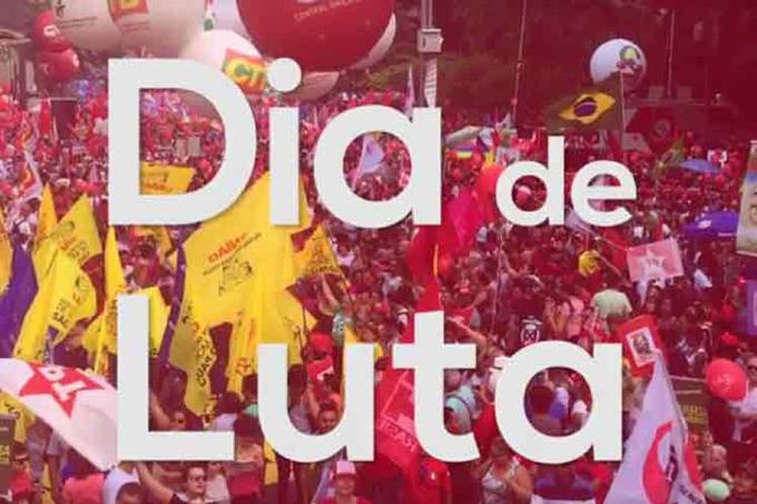 Día de Luchas en 15 estados de Brasil contra pérdida de derechos