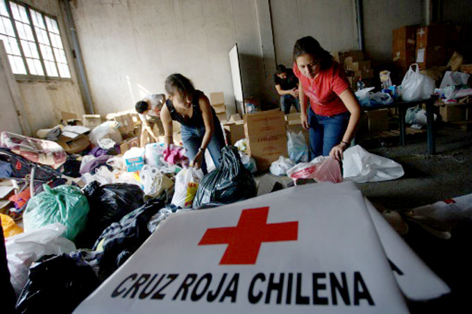 10 temblores sacuden el sur de Chile en las últimas horas