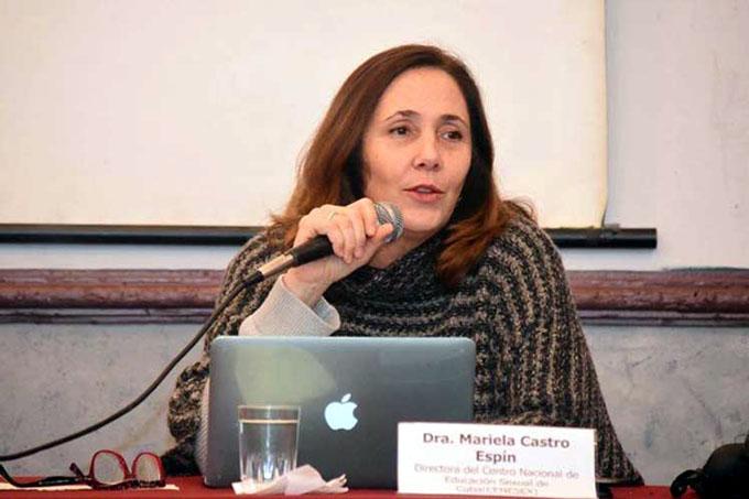 Mariela Castro enmarca derechos LGBT en justicia social de Cuba