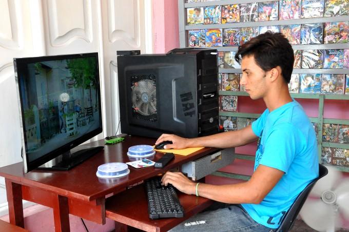 Más de 6 000 jóvenes trabajan en Granma en el sector no estatal. FOTO/Rafael Martínez