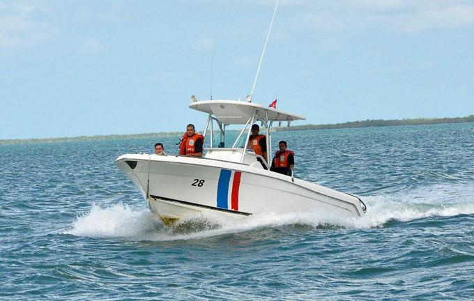 Realizan ejercicio de defensa del litoral manzanillero