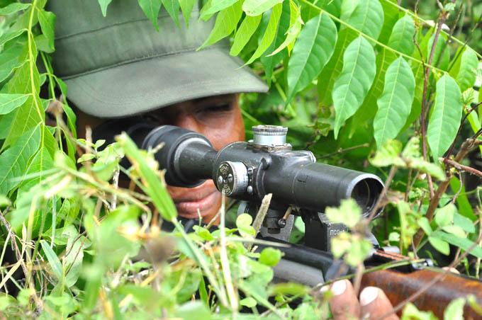 Celebran días nacionales de la defensa en Granma