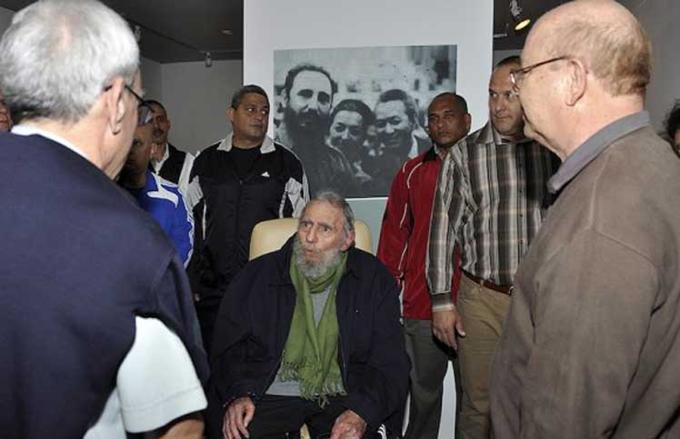 Artistas cubanos destacan apoyo de Fidel Castro a las artes