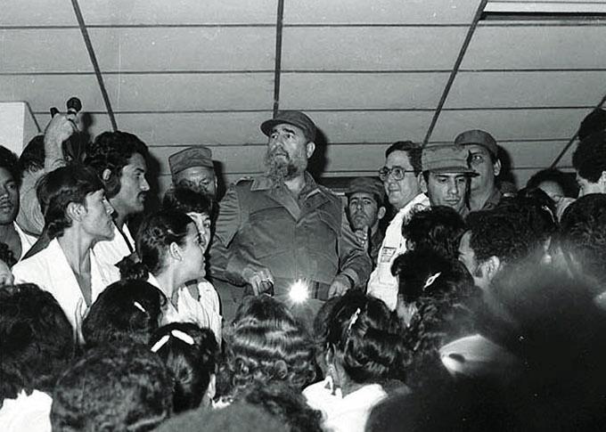 Fidel y sus sueños en la Salud de Granma
