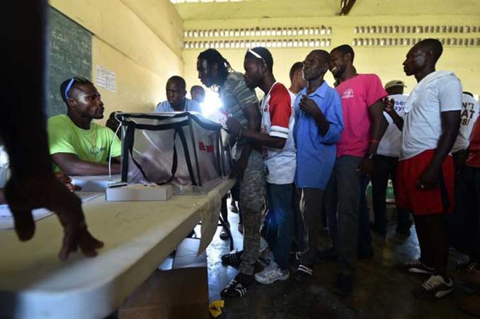 Observadores de Caricom satisfechos con elecciones en Haití