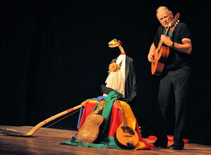 Odin Teatret hace estancia en Granma