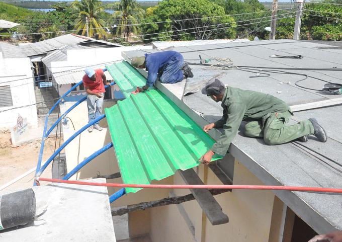 Remozan restaurante de Cabo Cruz, en Niquero