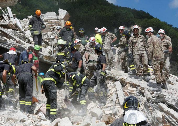 Compleja situación geodinámica provoca secuencia sísmica en Italia