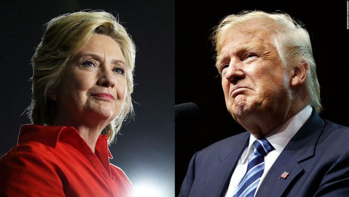 Estados Unidos decidirá hoy nuevo Presidente entre Clinton y Trump