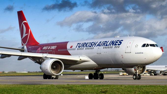 Compañía turca inicia vuelos directos a Cuba y Venezuela