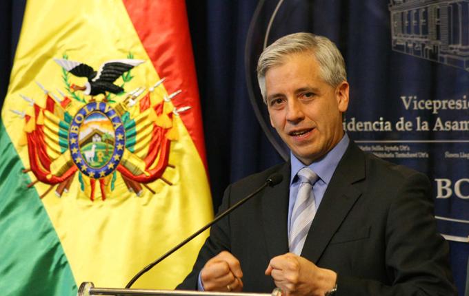 Vicepresidente boliviano confía en triunfo electoral de Evo en 2019