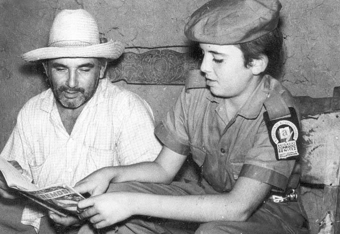 Cuba a 55 años del triunfo contra la ignorancia