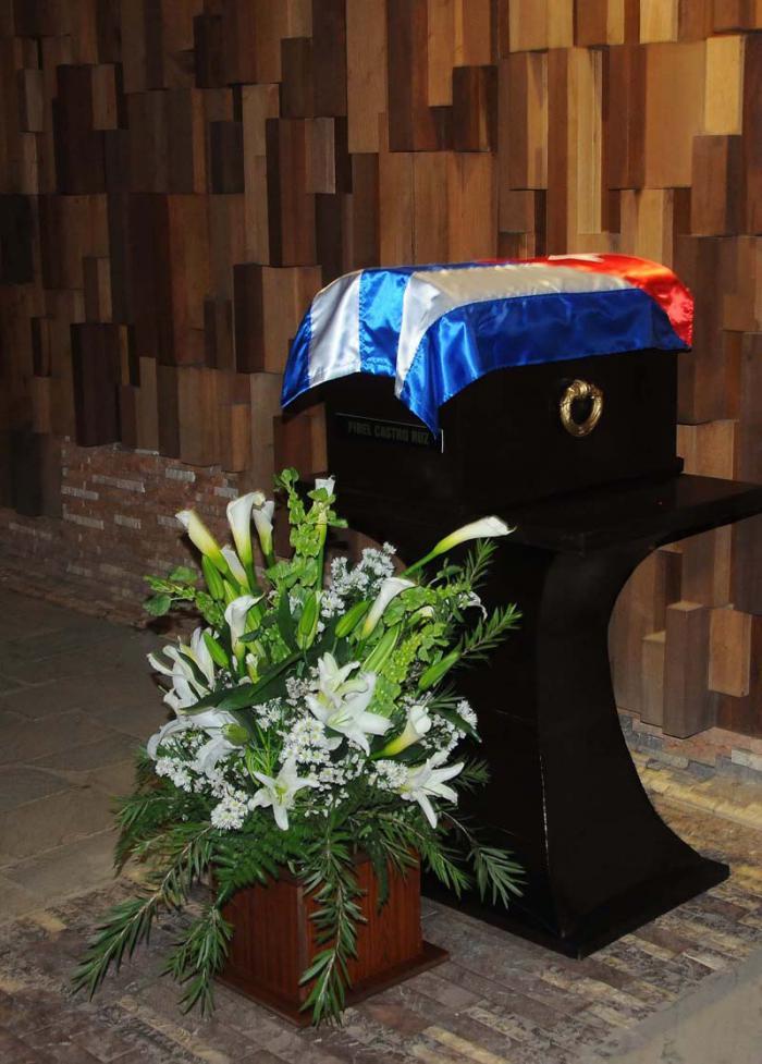 Homenaje a Fidel y al Che en Santa Clara (+ video)