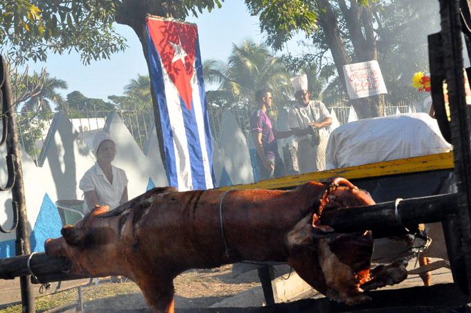 ¿Desde cuándo comemos cerdo asado en Cuba?