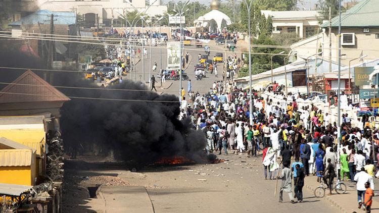 Ciudad de Maiduguri
