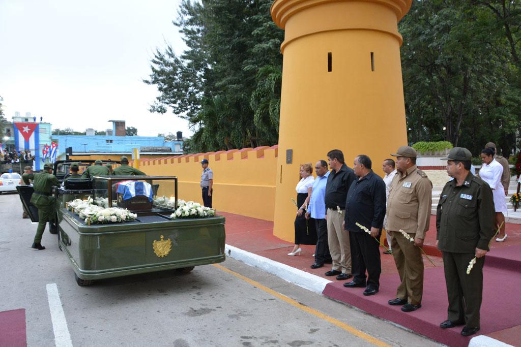 Despedida de Fidel en Bayamo 4