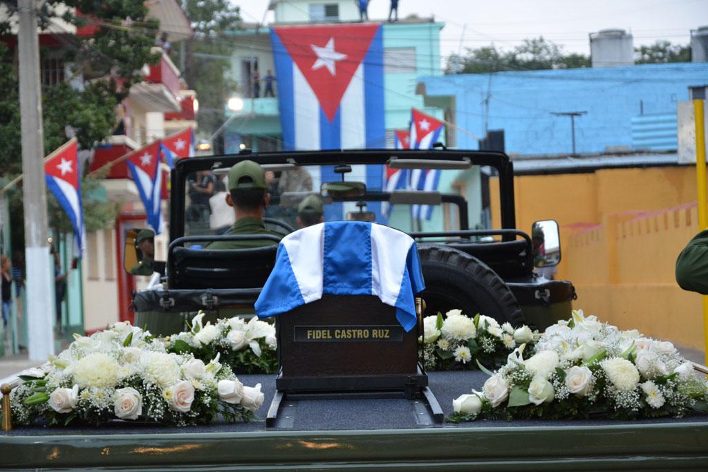 Despedida de Fidel en Bayamo 5