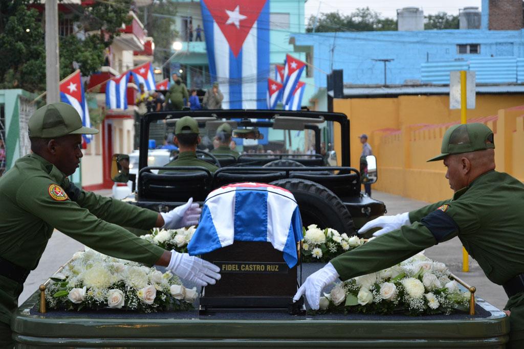 Despedida de Fidel en Bayamo 6
