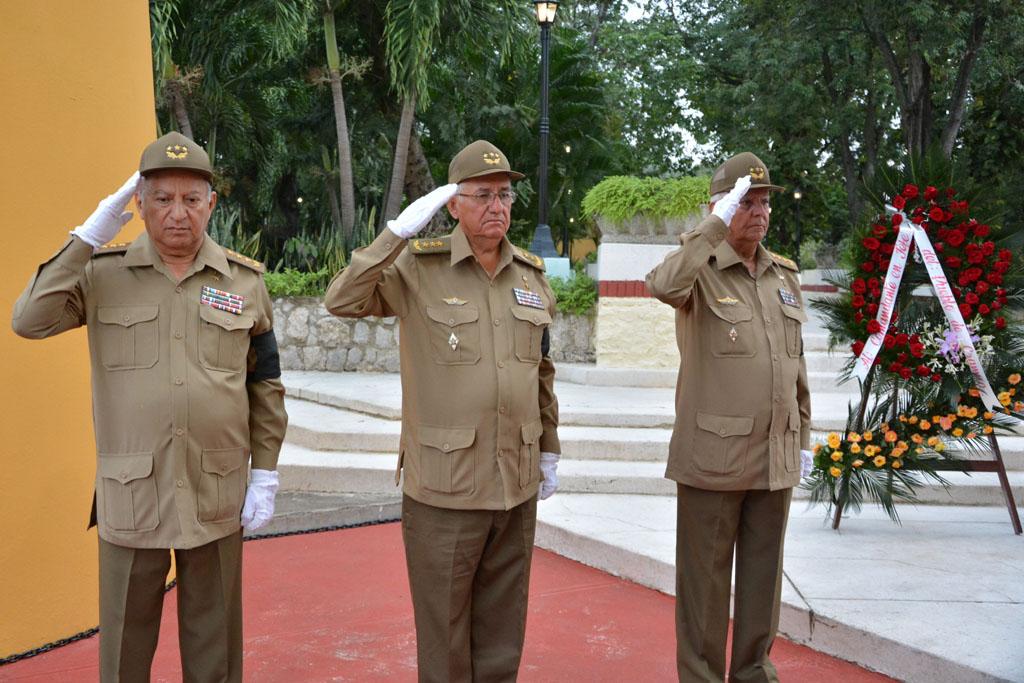 Despedida de Fidel en Bayamo 7