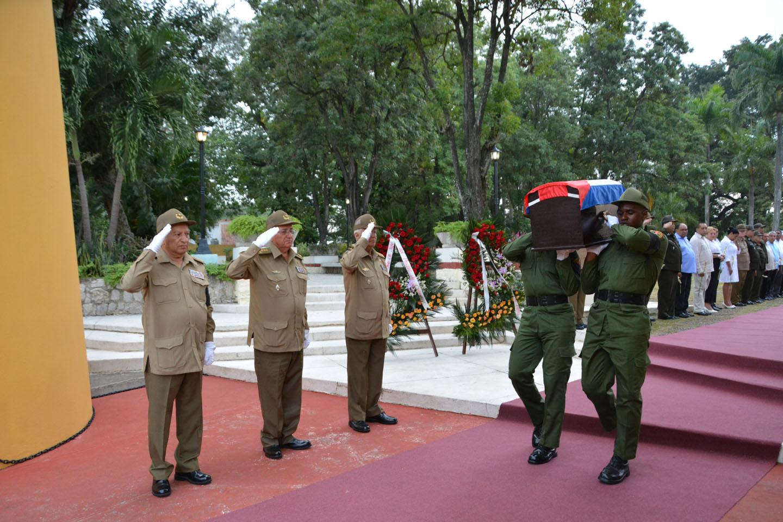 Despedida de Fidel en Bayamo 8