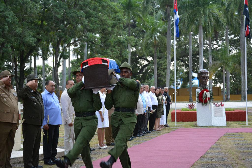 Despedida de Fidel en Bayamo 9
