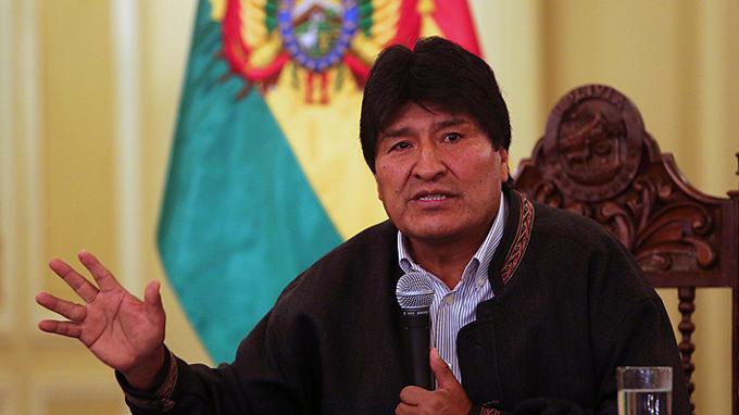 Presidente Morales viajará a Santiago de Cuba para homenajes a Fidel