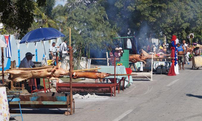 Amplias y atractivas ofertas en Feria integral en Granma (+ fotos)