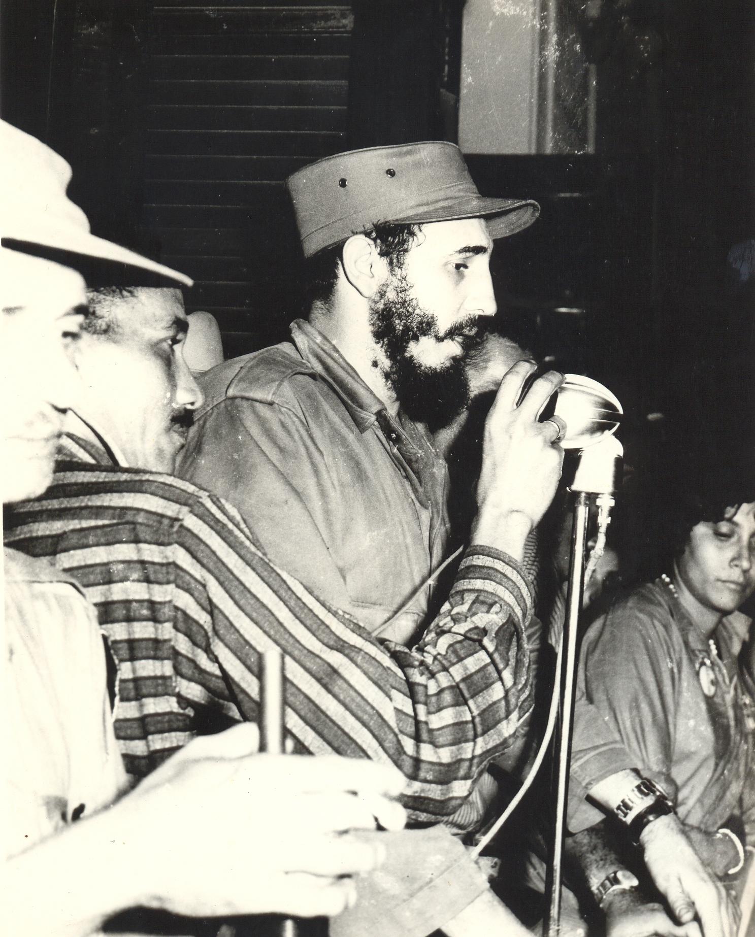 Fidel, 2 de Enero de 1959