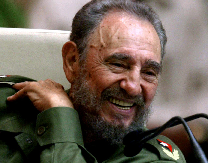 Sin niebla, Fidel