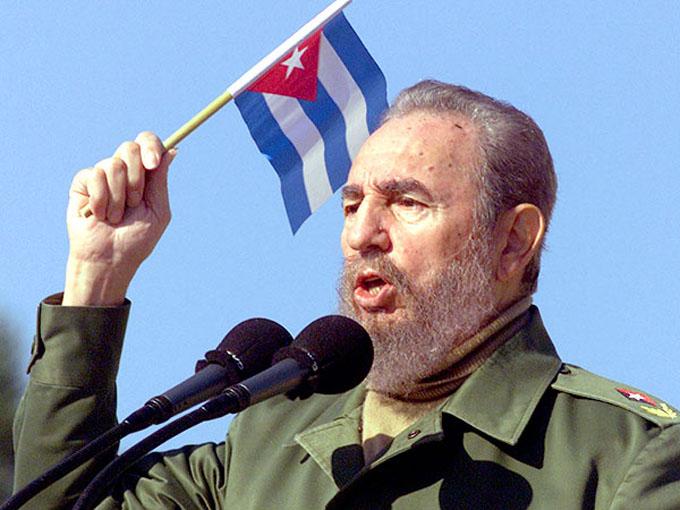 Conceden Premio ruso 'Hombre del Año 2016' in memoriam a Fidel Castro
