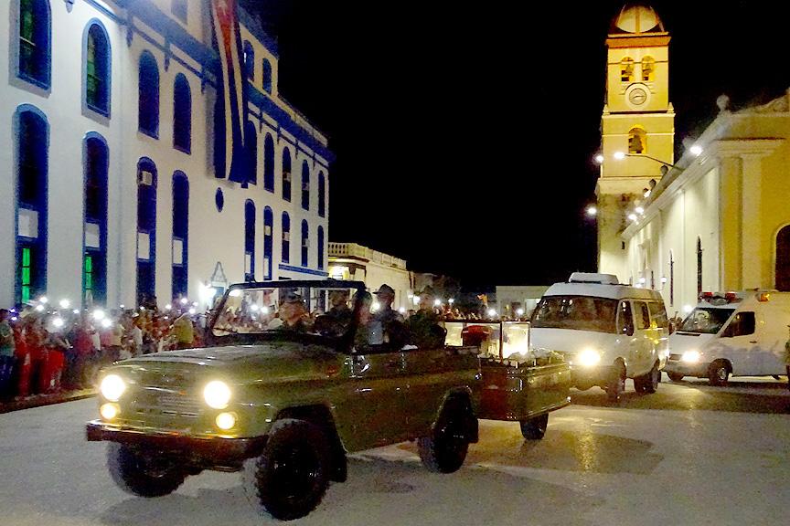 Fidel en Bayamo 1